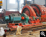 autogenous mill-grinding system