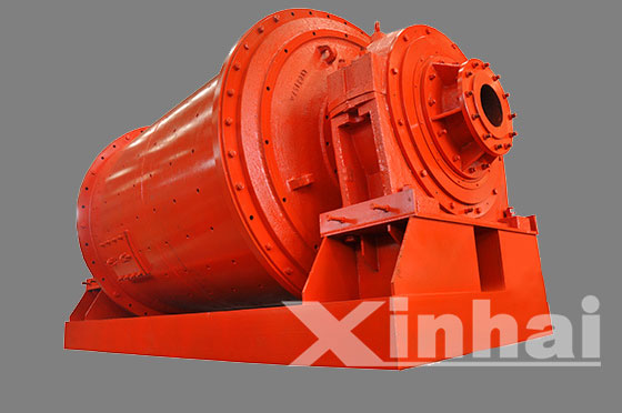 Xinhai Grid Type Ball Mill