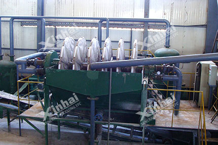 Fluorite Flotation Process