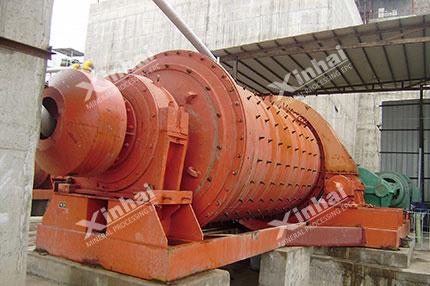 Cylinder Energy-Saving Overflow Ball Mill