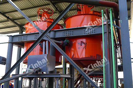 Agitation Tank for Chemical Reagent