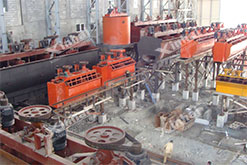 Copper Lead and Zinc Ore Bulk Flotation Project