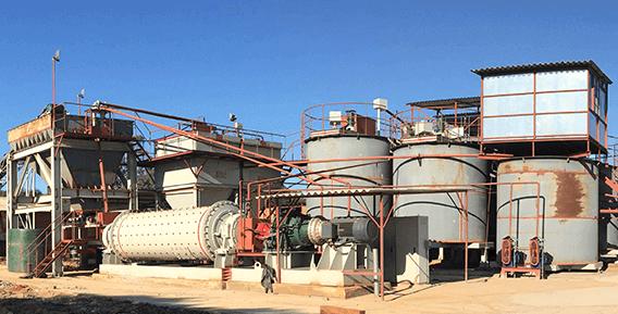 Xinhai Gold CIP Process