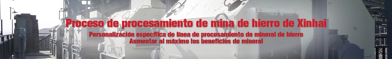 Iron Ore Beneficiation Process