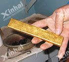 concentrado de oro