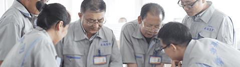 Development course of Xinhai mining equipment