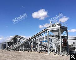 Proyecto de mineral de plata Xinhai