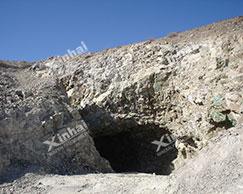 Mineral de plata