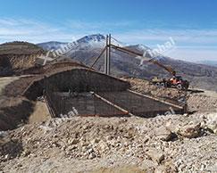 Sitio de construcción civil