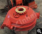 Xinhai wear-resistant rubber as liners of slurry pump