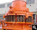 Xinhai spring cone crusher