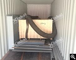 Envío de contenedores