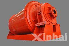 Xinhai Grid Type Ball Mill