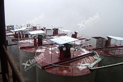 Silver Flotation Process