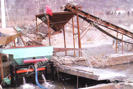 Barite Mineral Processing