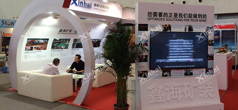 Xinhai Mineral Processing EPC Service