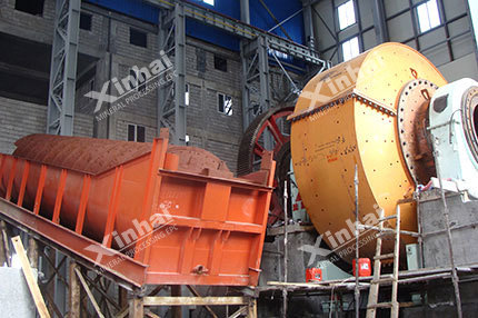 Tin Ore Mining Process
