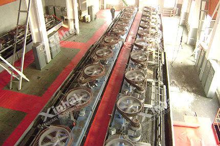 Gold Flotation Production Line