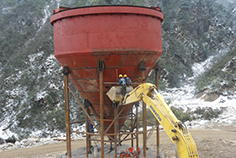 Efficient Deep Cone Thickener