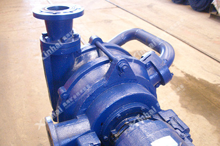 Double Stages Slurry Pump