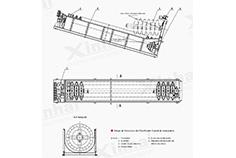 structure-High Weir Spiral Classifier