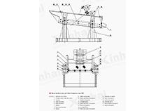 structure-Linear_Vibrating_Screen_Xinhai
