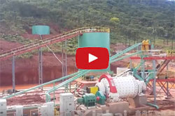 Zimbabwe 700tpd Gold Processing Plant Project
